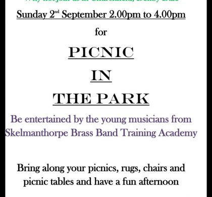 Picnic in the Park – A Free Event!