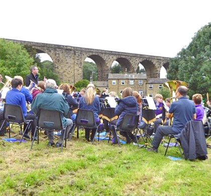 Skelmanthorpe Training Band
